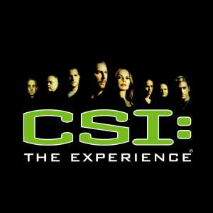 CSI: The Experience at MGM Grand logo.