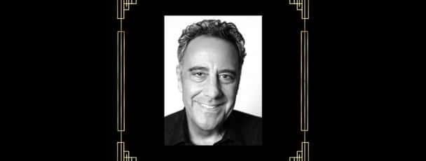 Brad Garrett's headshot for Brad Garrett's Comedy Club.