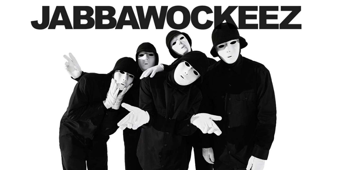 The Dance Crew Jabbawockeez Show Image at MGM Grand.