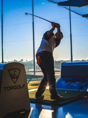 Top Golf Golfer
