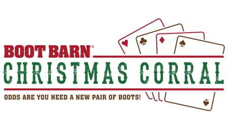 NFR Boot Barn Christmas Corral Shopping