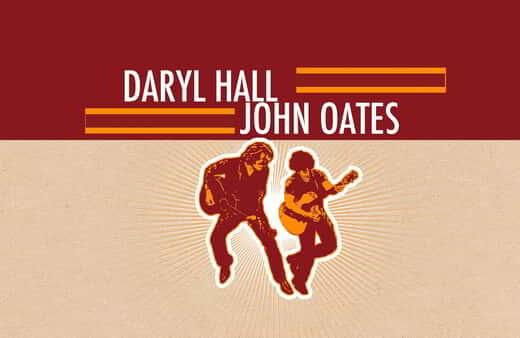 Hall & Oates LIVE at MGM Grand Garden Arena