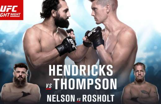 UFC Fight Night: Hendricks vs. Thompson