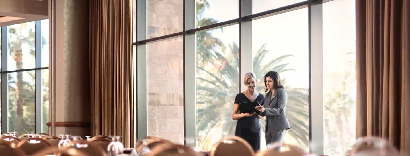From small gatherings to large conventions, MGM Grand provides the outstanding facilities and impeccable service you demand to make your event flawless