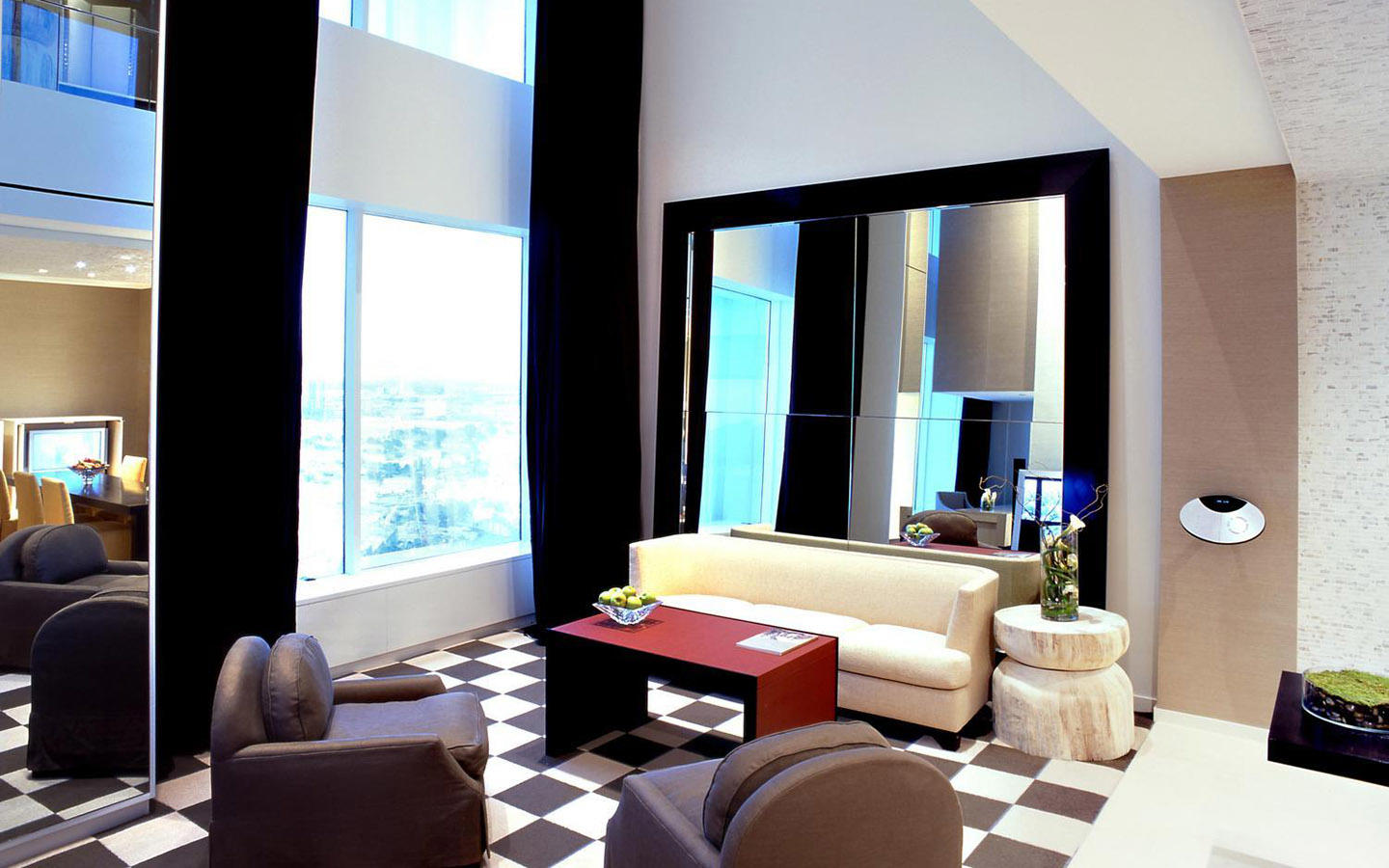 SKYLOFTS at MGM Grand Living Room