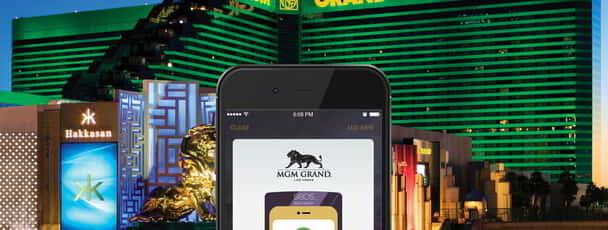 MGM Grand Mobile App.