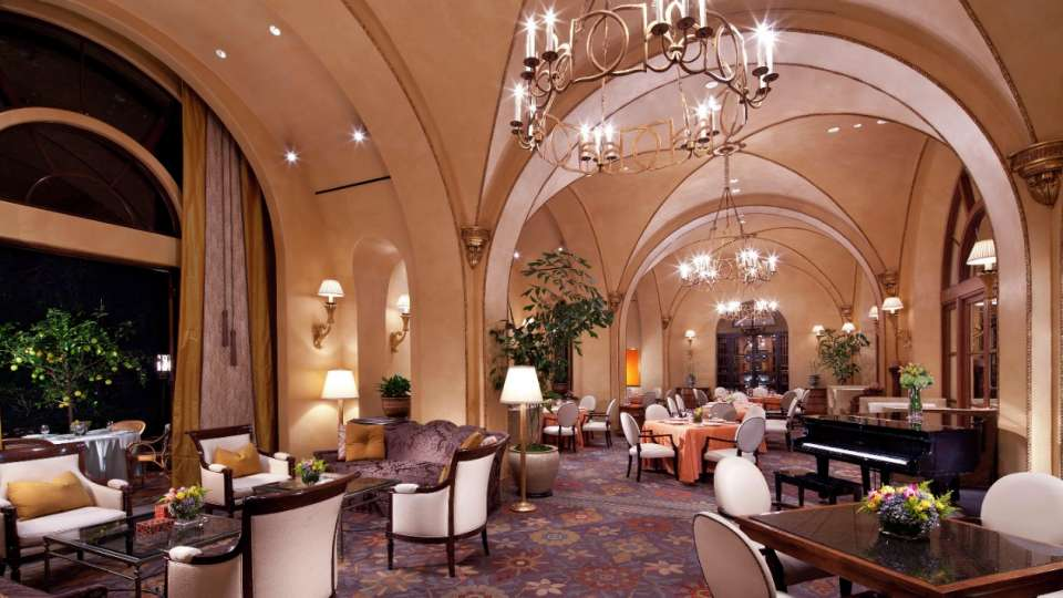 The Estate Dining Room at The Mansion at MGM Grand