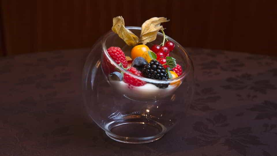 Stay Well Seasonal Berries available on the Stay Well Meetings Catering Menu at MGM Grand