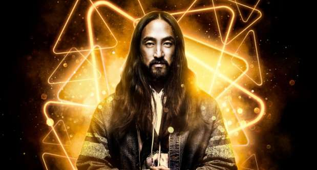 Steve Aoki will be DJing at Hakkasan for New Years Eve.