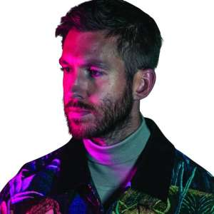 Calvin Harris is a DJ at Hakkasan Nightclub.