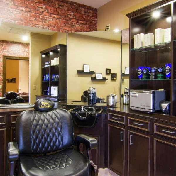 Barbershop Room