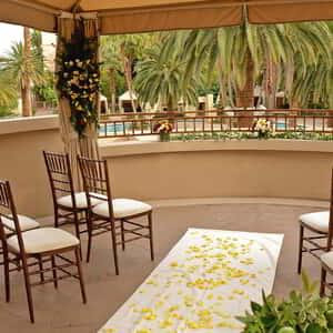 Wedding Venue Cabana