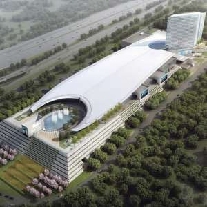MGM National Harbor Exterior Rendering