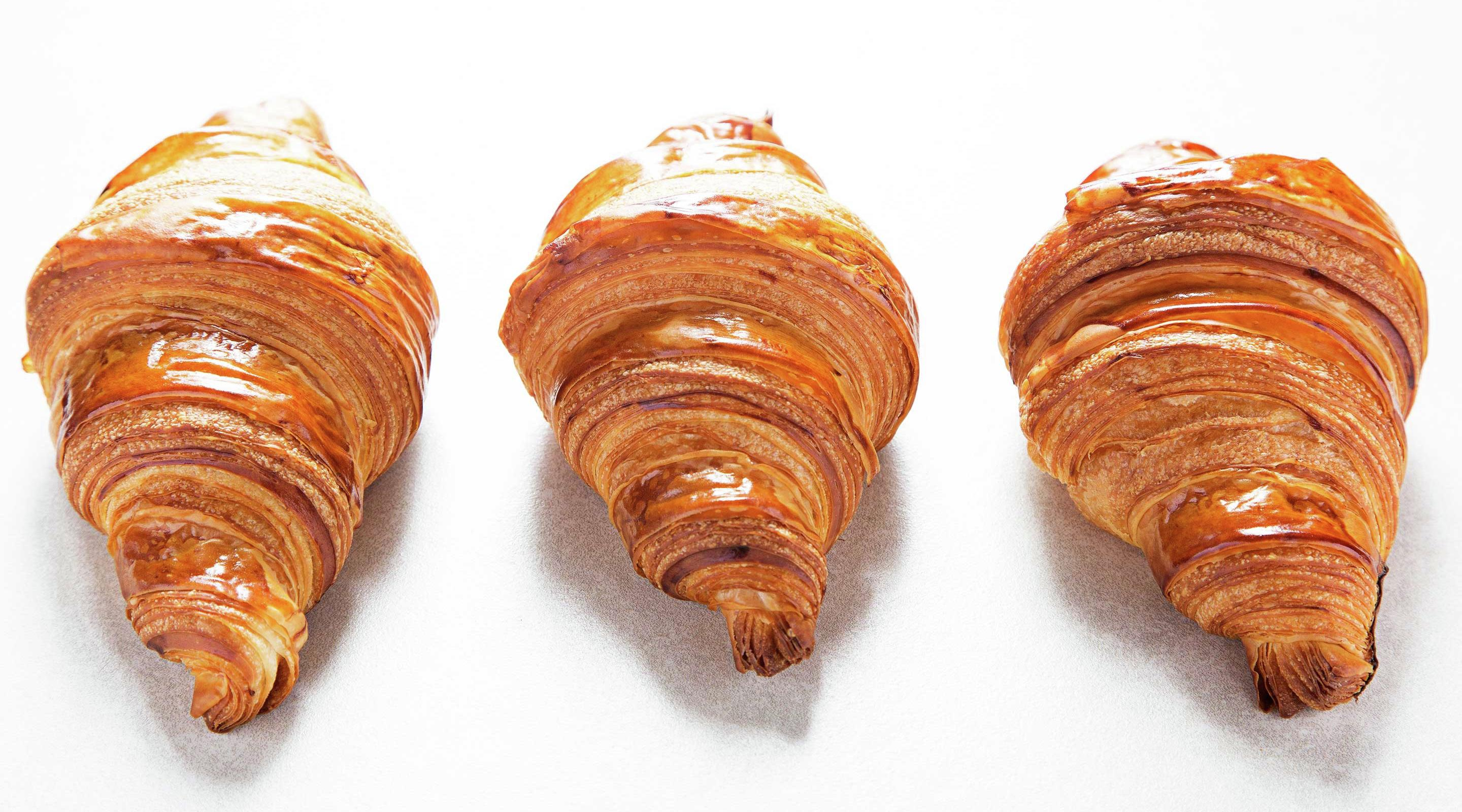 Try the croissants at Bellagio Patisserie