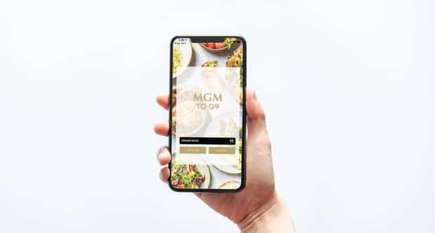 Download the MGM To Go app for your mobile phone.