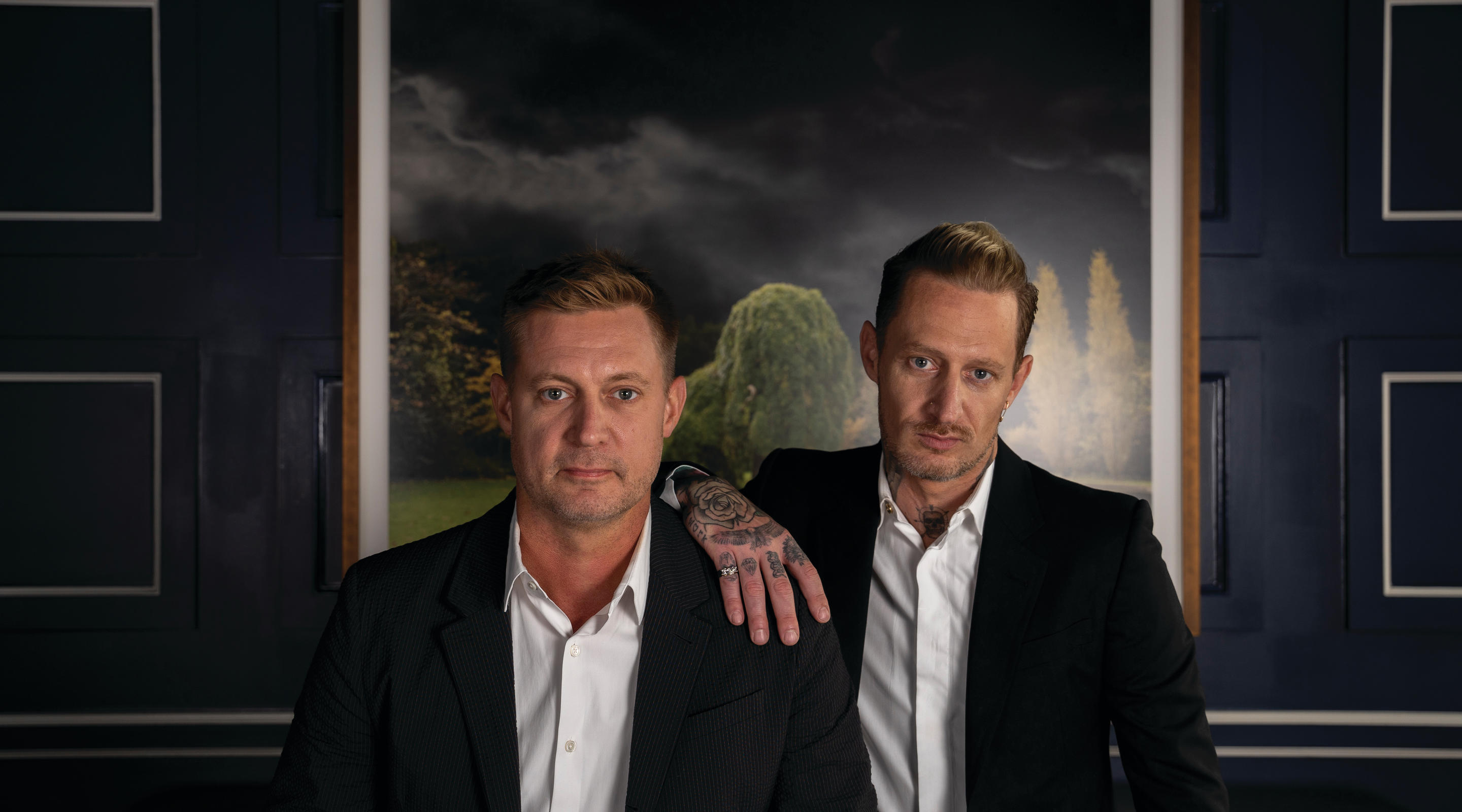 Bryan and Michael Voltaggio