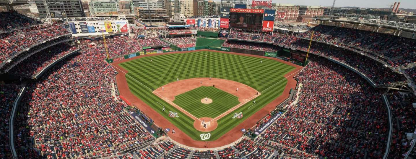 M life Rewards Members can now earn exclusive savings at Nationals Park.