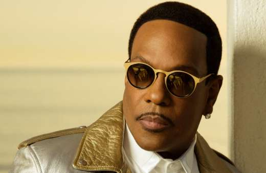 Charlie Wilson performs at The Theater.