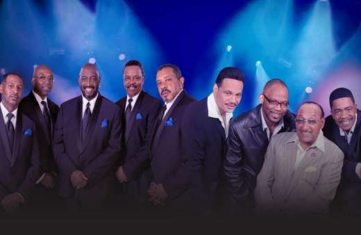 Temptations & Four Tops perform at The Theater at MGM National Harbor.