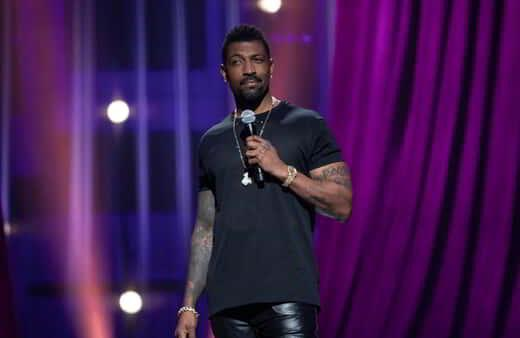 Deon Cole, known for his roles on ABC's Black-ish and Freeform's Grown-ish, brings his standup to The Theater.