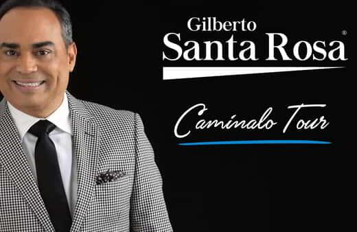Tropicaliente III brings Gilberto Santa Rosa back to The Theater along with Tito Nieves and Joey Vega for an unforgettable night.