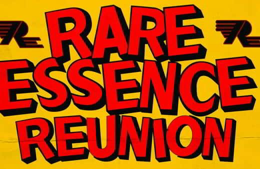 DC's premier Go-Go band, Rare Essence, is performing at reunion show live at The Theater this September.