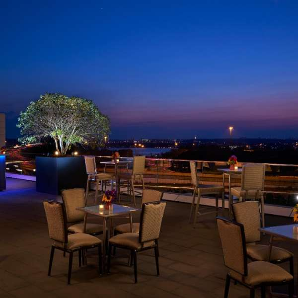 The Terrace at MGM National Harbor.