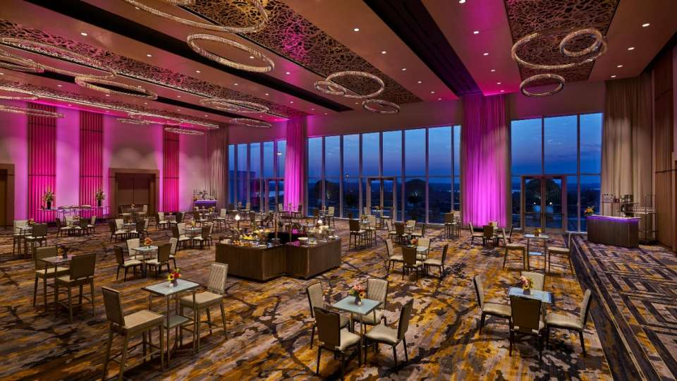 The MGM Grand Ballroom Salon A at MGM National Harbor..