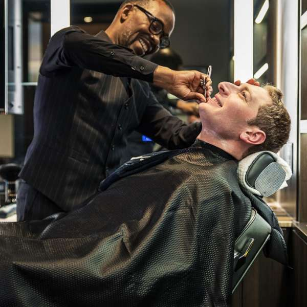 Men's Grooming available at The Spa at MGM National Harbor.
