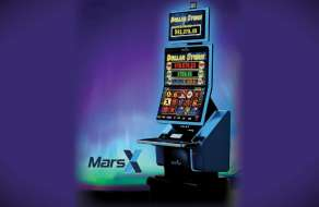 Dollar Storm MarsX VLT Machine.