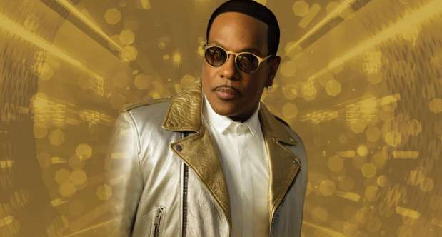 Charlie Wilson is performing at Center Stage.