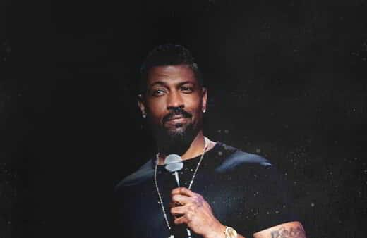 Deon Cole is performing at Center Stage inside MGM Northfield Park.
