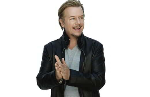 David Spade is performing at Center Stage inside MGM Northfield Park.