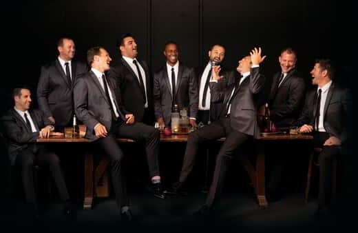 Straight No Chaser is coming to Center Stage at MGM Northfield Park.