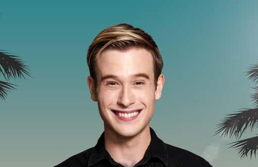 Tyler Henry is coming to Center Stage at MGM Northfield Park.