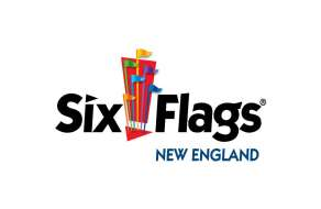 Logo for Six Flags.
