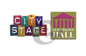 Logo for Symphony Hall & CityStage.
