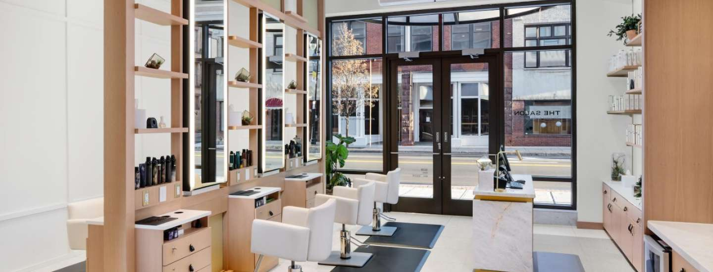 Get you hair done at The Salon at MGM Springfield for a luxury look.