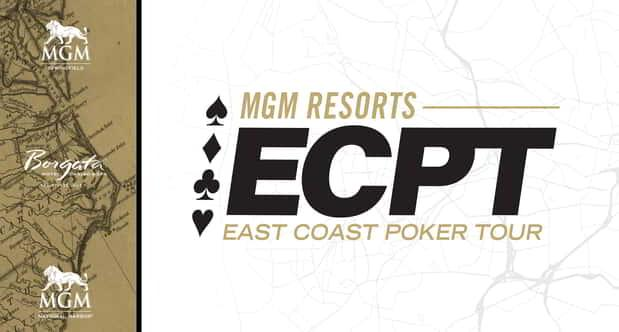 East Coast Poker Tour hosted by MGM Resorts