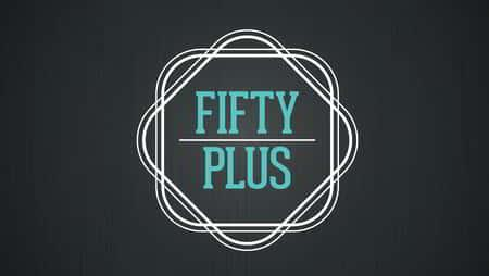 Graphic for Fifty Plus Promotion