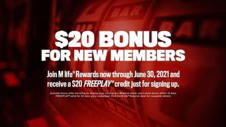 New Member Bonus Promotion