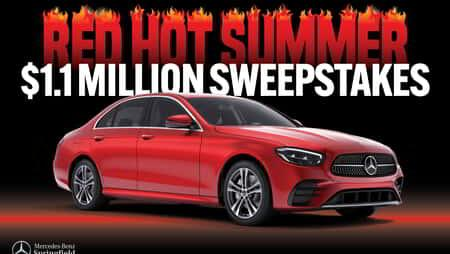 Red Hot Summer Promotion