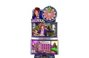Wonk themed slot machine