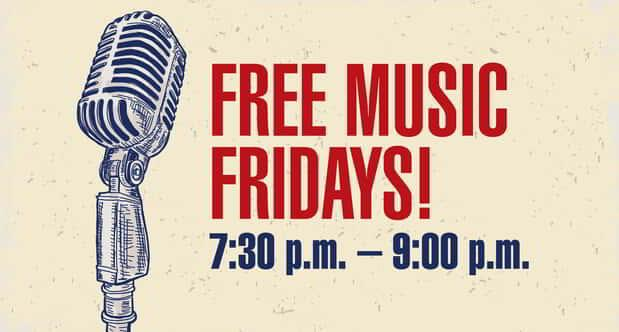 Promotional image for Free Music Fridays at MGM Springfield