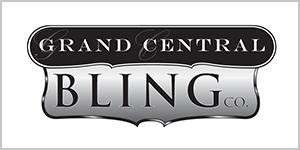 The logo for Grand Central Bling retail shop.