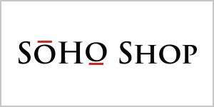 The logo for SoHo Shop