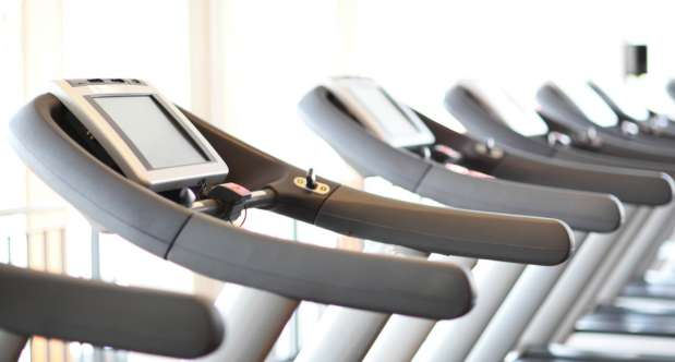 Release your stress and leave feeling energized at our fitness center.