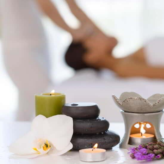 Find your zen at the Spa & Salon.