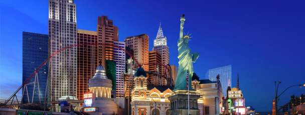 Come experience what New York-New York has to offer!