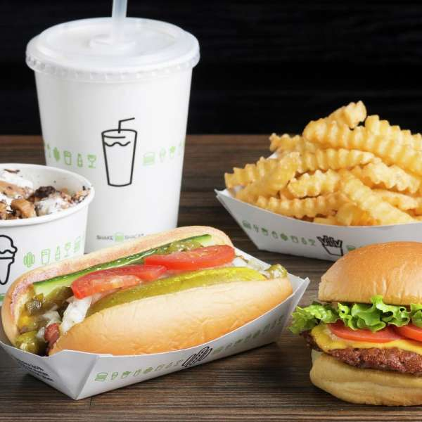 Shake Shack is a critically acclaimed, modern day